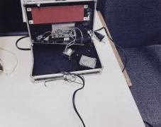Ahmed Mohamed's homemade clock
